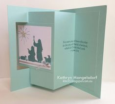 Kathryn's Stampin' World: Art with Heart Team Blog Hop - Christmas in July