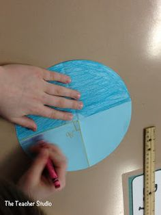 Building a concept: Angles...today's  blog post about helping students form CONCEPTUAL UNDERSTANDING of angles before we break out the protractors.  Easy to do--and very powerful!