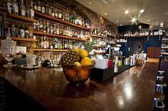 Main restaurant bar