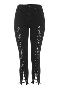 TALL Front Lace Jamie Jeans