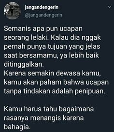 Jodoh Quotes, Cinta Quotes, Wattpad Quotes, Quotes Galau, Broken Quotes, Postive Quotes, Reminder Quotes, Quotes Indonesia, Text Quotes