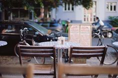 street-side eating