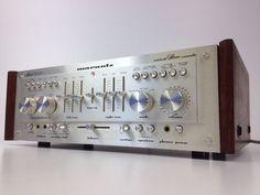 Marantz 3650 Stereo Control Preamplifier