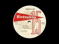 Los Ampex - Donde Estás Nena (Garage, Colombia 1965)