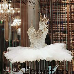 Magnificent! Repetto Paris ballet costume tutus, slippers and pointe shoes are…