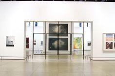 10 Gerhard Richter: Installation shots of Panorama, Neue und Alte Nationalgalerie, Berlin  Feb - May 2012