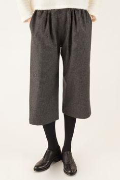 Gonna pantalone
