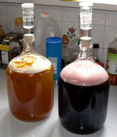 allgrains.blogspot.com - Here is another quick mead recipe for an outstanding grape mead that is not unlike a sweet and light red wine.