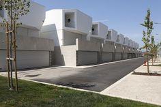 Corga  (24 Habitações Unifamiliares)   Águas Santas - Maia  2006 - 2010