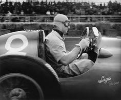 #22 Louis Rosier (F) - Talbot Lago T26C-DA (Talbot 6) 10 (9) Ecurie Rosier