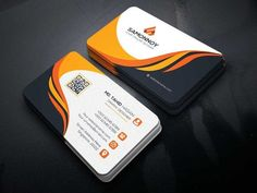 Business Cards by samonnoy on Creative Market - Templates Engine Sample Business Cards, Bakery Business Cards, Business Cards Layout, Elegant Business Cards, Cool Business Cards, Business Brochure, Business Card Logo, Business Card Design, Visiting Card Design