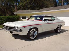 1969 Chevy Chevelle SS....Re-pin..Brought to you by #CarInsurance #EugeneOregon and #HouseofInsurance