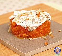 Gajar Ka Halwa - Carrot Pudding #Indian #SweetDish #Pudding