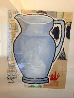 Donald Baechler, Unknown on ArtStack #donald-baechler #art