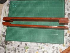 A Sailor's Leather: Homemade Leather Tools. Diy Leather Tools, Leather Working Tools, Leather Diy Crafts, Work Tools, Leather Tooling, Homemade, Hot Dog, Tools, Leather