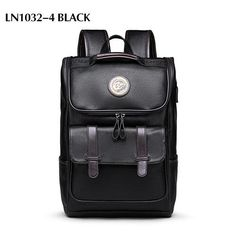 606a26f98225 External USB Charge Waterproof Backpack. Мужской РюкзакМода РюкзакПодросткиКарманные  МоделиШкольные Сумки