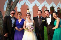 #Wedding #Hacienda #Yucatan #Merida #ChichiSuarez #Mexico #bride #love #boda #novios #familia #arcos
