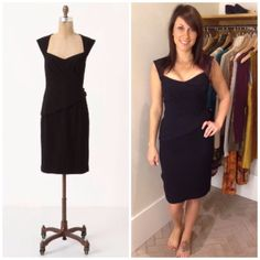 Maple Unequivocal dress Maple by Some Odd Rubies black dress is demure and SSSSSEXY. Perfect condition. Fits true to sz. Photo from behindthedressingroomdoor.com Anthropologie Dresses