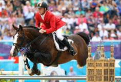 Marcus Ehning Marcus Ehning of Germany riding Plot Blue competes in the Individual Jumping Equestrian on Day 12 of the London 2012 Olympic Games at Greenwich Park on August 8, 2012 in London, England.