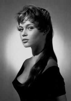 Brigitte Bardot.  Wow what a great image.