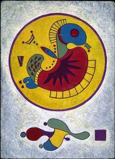 Vasilij Kandinskij - Untitled (1944)