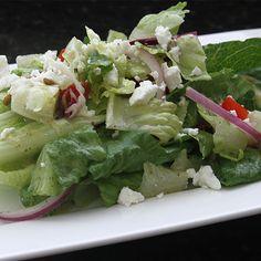 Our Sacred Heart Salad is crisp, light and refreshing. http://sacredpepper.com/