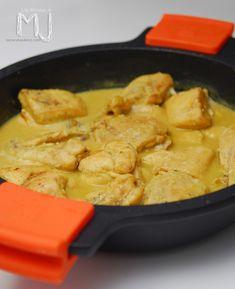 Pollo en pepitoria / Chicken fricassee