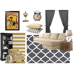 ethnic end table mixed with modern