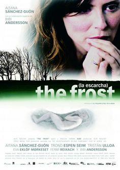 """The Frost (La escarcha) (DVD ESP AUD), inspirada en l'obra """"El pequeño Eyolf"""" d'Henrik Ibsen."""