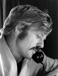 Robert Redford au telephone 11