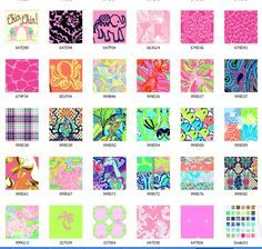 lilly pulitzer print names - Google Search