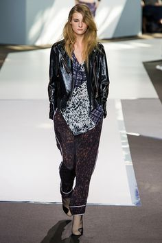 Phillip Lim #NYFW THE Jacket! It´s all about grunge and rock n roll