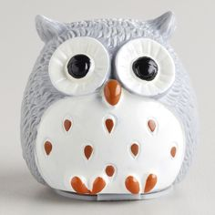 Chocolate Orange Owl Lip Balm | World Market $3.99