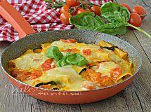 Parmigiana di zucchine e grana senza forno, facile, semplice e veloce, si prepara in poco tempo,ed è un secondo piatto di verdure buono e sostanzioso