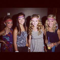 Paige, Brooke, Chloe, & Maddie