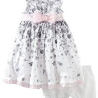 Children's Apparel Network Baby Girl Newborn Dress