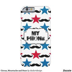 Circus, Moustache and Stars
