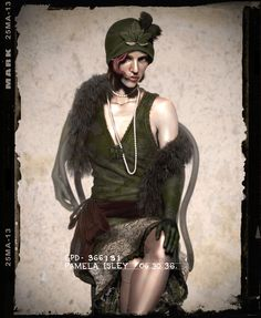 Pamela Isley, AKA Poison Ivy | Holy Mug Shots, Batman! Totally Sinister Re-Imaginings Of Gotham's Villains