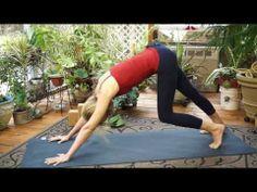 Yoga to repair knees