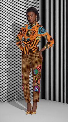 Vlisco collection ~African fashion, Ankara, kitenge, African women dresses, African prints, African men's fashion, Nigerian style, Ghanaian fashion ~DKK