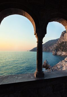 Explore the stunning landscape between medieval Portovenere and the Cinque Terre.