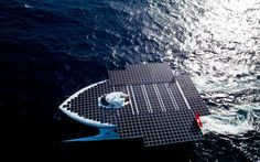 The Solar Powered Boat that Circumnavigated the World