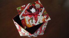 Caixa Cubo Natal