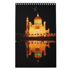 Shop Asia Calendar created by GirlTravelFactor. Places To Travel, Travel Destinations, Brunei Travel, Beach Bungalows, Gifts For Family, Monuments, Southeast Asia, Middle East, Holiday Gifts