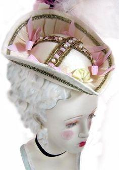 sombreros de marie antoinette - Buscar con Google
