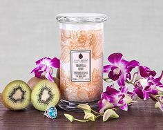 Tropical Kiwi Candle for $25.00 at JewelScent.com  please visit my site www.jewelscent.com/TheresaMason