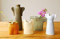 【取扱い終了】Lisa Larson/リサ・ラーソン/Wardrobe/ワードローブ/花瓶/ドレス - 北欧雑貨と北欧食器の通販サイト| 北欧、暮らしの道具店