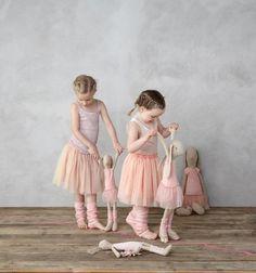 Maileg, les danseuses en tutu rose