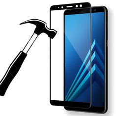 Full Coverage Tempered Glass Film for Samsung Galaxy 2018 Screen Protector FOR Samsung 2018 time is limited,if you want to buy, pleas. Phone Screen Protector, Samsung Mobile, Safety Glass, Glass Film, Galaxies, Films, Samsung Galaxy, Steel, Fun