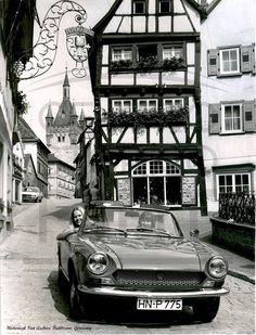 1969 Fiat 124 Sport Spider - Deutschland   Credit: Centro Storico Fiat